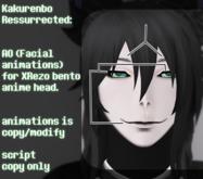 Kakurenbo: XRezo facial AO