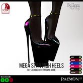 [Daemon115] Mega Star Heels - Belleza & Slink High
