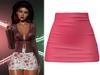 !PCP :: Mariah Skirt [Hot Pink]