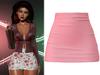 !PCP :: Mariah Skirt [Light Pink]
