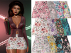 !PCP :: Mariah Skirt [Floral Pack]