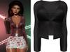 !PCP :: Mariah Shirt [Black]