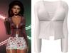!PCP :: Mariah Shirt [White]