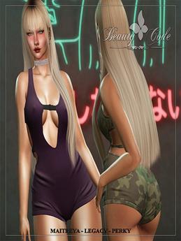*Beauty Code* - Romper Jennifer Fatpack - Unpack