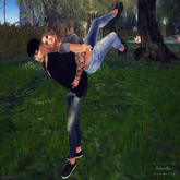 -Alli Poses - Silly Moments  {wear}