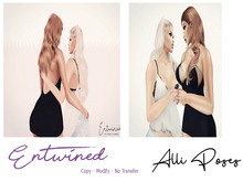 -Alli Poses- EnTwined - (Add to unpack)
