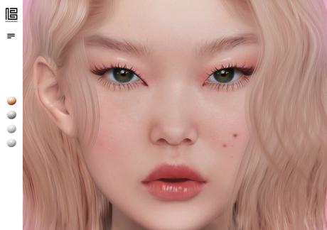 Beaumore 'Fang Skin' for Lelutka EVO (TONE 5)
