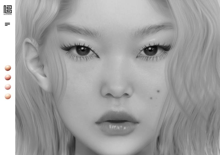 Beaumore 'Fang Skin' DEMO for Lelutka EVO