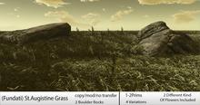 (Fundati) St.Augistine Grass Set