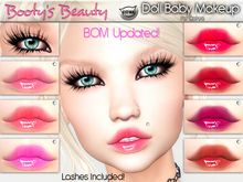 *Booty's Beauty* Catwa Makeup ~ Doll Baby - BOM UPDATED