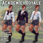 Swellegant ~ Academie Royale ~ September Song