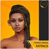 CAMO - Yvonne Dreads - FATPACK