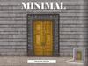 MINIMAL - Heaven Door Backdrop