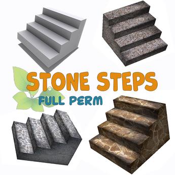 [ FULL PERM ] STONE STEPS