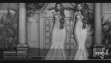 Cynful Mermaid Dress - Demo  Maitreya Lara (+Petite), Belleza Freya (+Perky), Slink (HG), Legacy (+Perky)