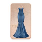 Cynful Mermaid Dress - Blue   Maitreya Lara (+Petite), Belleza Freya (+Perky), Slink (HG), Legacy (+Perky)