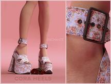 [Enchante'] - Cora Heels - BASE PACK
