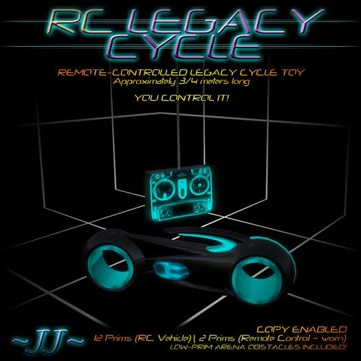 ~JJ~ RC Legacy Cycle