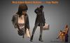 Mesh Figure Women Walking  Copy Modify 6 Impact Figure Isabelleize