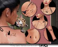 Tiny Cats TaTToo [CAROL G] FATPACK