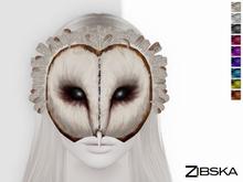 Zibska ~ Omen Color Change Owl Mask in 2 versions