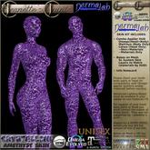~JJ~ Crystalline Skin (amethyst)