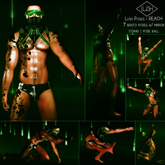 Lush Poses - Reach - Men Bento Pose Pack
