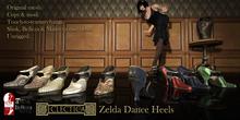 Eclectica- Zelda Dance Heels