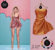 DEAD DOLL - Trixie Dress - Orange