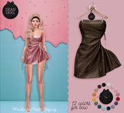 DEAD DOLL - Trixie Dress - Choco