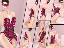 Fatpack  Jess Poses Bento Burlesque *
