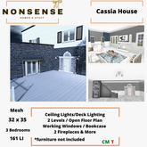 Nonsense Cassia House