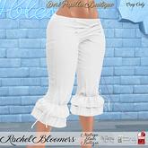 DPB Rachel Bloomers - White *Maitryea, Slinks Bellezas* Updated 9/25/20