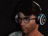 Headphones club sander