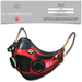 :::SOLE::: SA - Mask SHINOBI V2 (Red)