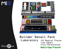 [MB3] Builders Detail Pack - Laboratory