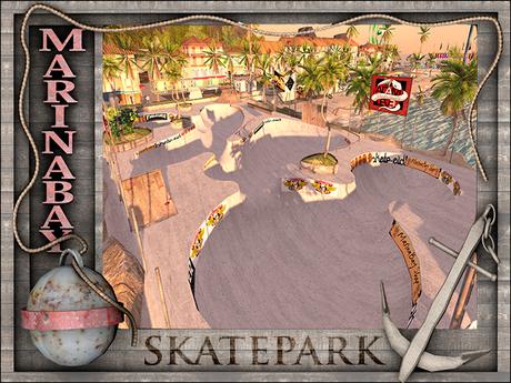 big bowl skatepark