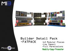 [MB3] Builders Detail Pack - FATPACK