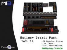 [MB3] Builders Detail Pack - Sci-Fi