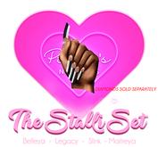 !! Pinky's Nails !! Stalli Set
