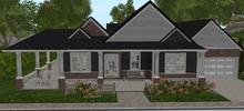 D-VINE DESIGNS BELLISSERIA TRADITIONAL ADAMS ADD ON-b porch patio pergola rooms (1bd 1ba)p/g 68li