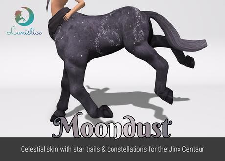 Lunistice: Moondust - Jinx Centaur Skin
