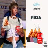 .::Crystal ::. Pizza. [BENTO]