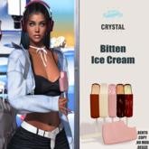 .::Crystal ::.  Bitten Ice Cream [BENTO]