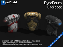 [psiNaN] DynaPouch Backpack v1.0