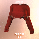 Magnoliac - Quin Top (Red)