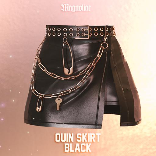 Magnoliac - Quin Skirt (Black)