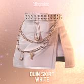 Magnoliac - Quin Skirt (White)