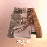 Magnoliac - Quin Skirt (Tan)