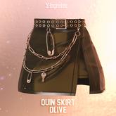Magnoliac - Quin Skirt (Olive)